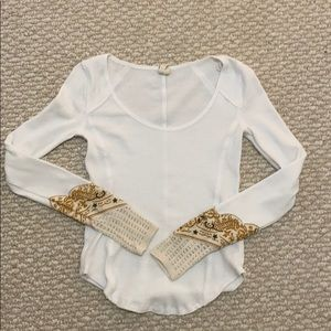 Free people long sleeve (XS)